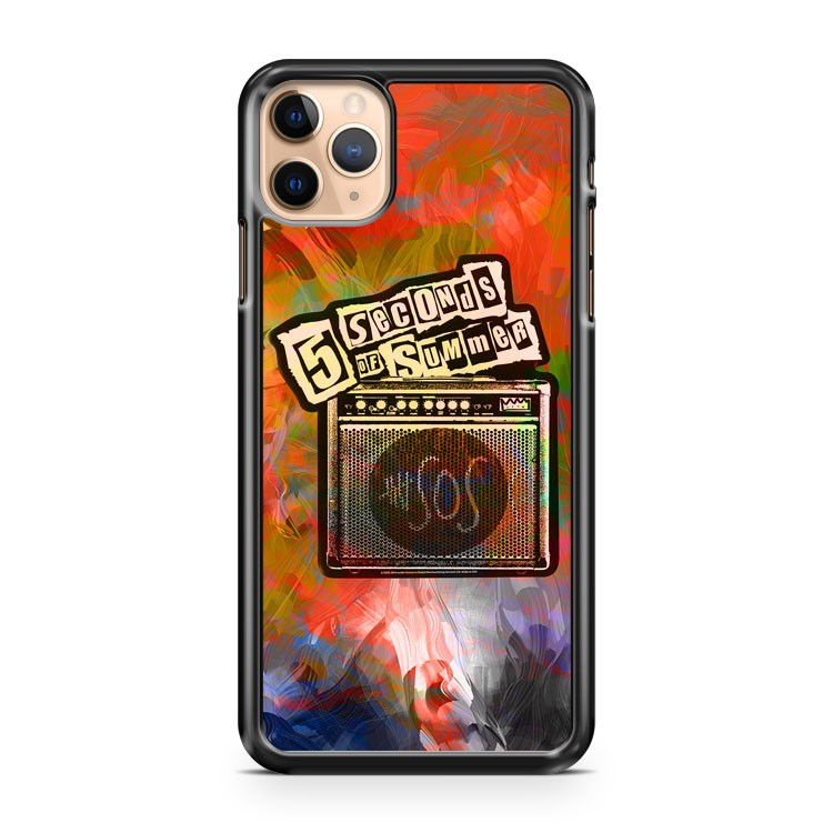 5 SECONDS OF SUMMER AMP iPhone 11 Pro Max Case Cover | CaseSupplyUSA