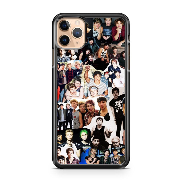 5 SECONDS OF SUMMER PHOTOS iPhone 11 Pro Max Case Cover | CaseSupplyUSA