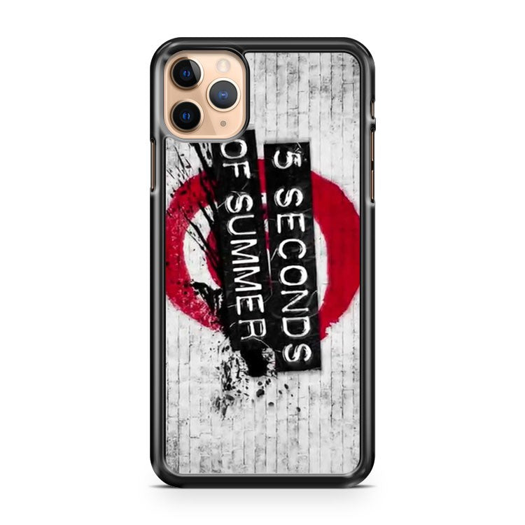 5 seconds of summer she s kinda hot iPhone 11 Pro Max Case Cover | CaseSupplyUSA