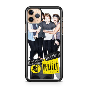 5 SECONDS OF SUMMER she looks so perfect iPhone 11 Pro Max Case Cover | CaseSupplyUSA