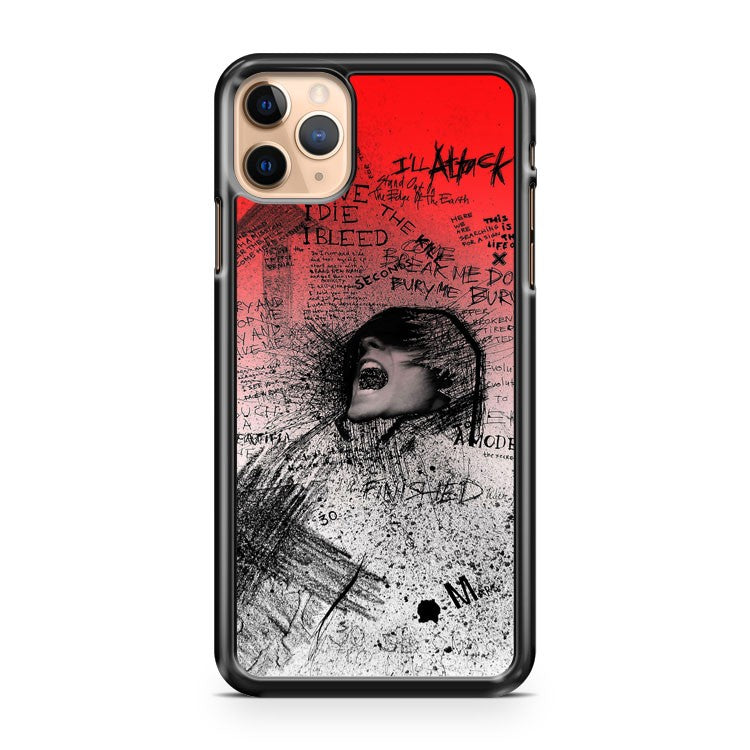30 seconds to mars scream 2 iPhone 11 Pro Max Case Cover | CaseSupplyUSA