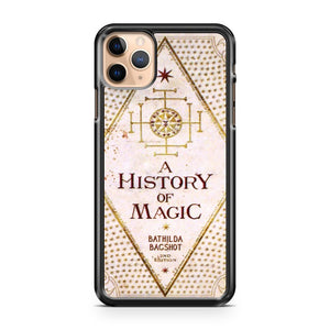 a history of magic iPhone 11 Pro Max Case Cover | CaseSupplyUSA