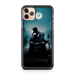 abraham lincoln vampire hunter iPhone 11 Pro Max Case Cover | CaseSupplyUSA