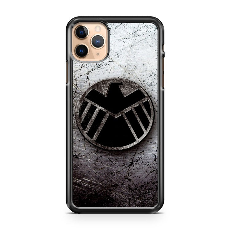 agents of shield logo iPhone 11 Pro Max Case Cover | CaseSupplyUSA