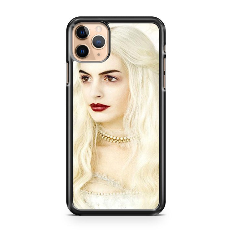 Alice in wonderland white queen iPhone 11 Pro Max Case Cover | CaseSupplyUSA