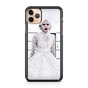 american horror story hotel starring lady gaga 2 iPhone 11 Pro Max Case Cover | CaseSupplyUSA