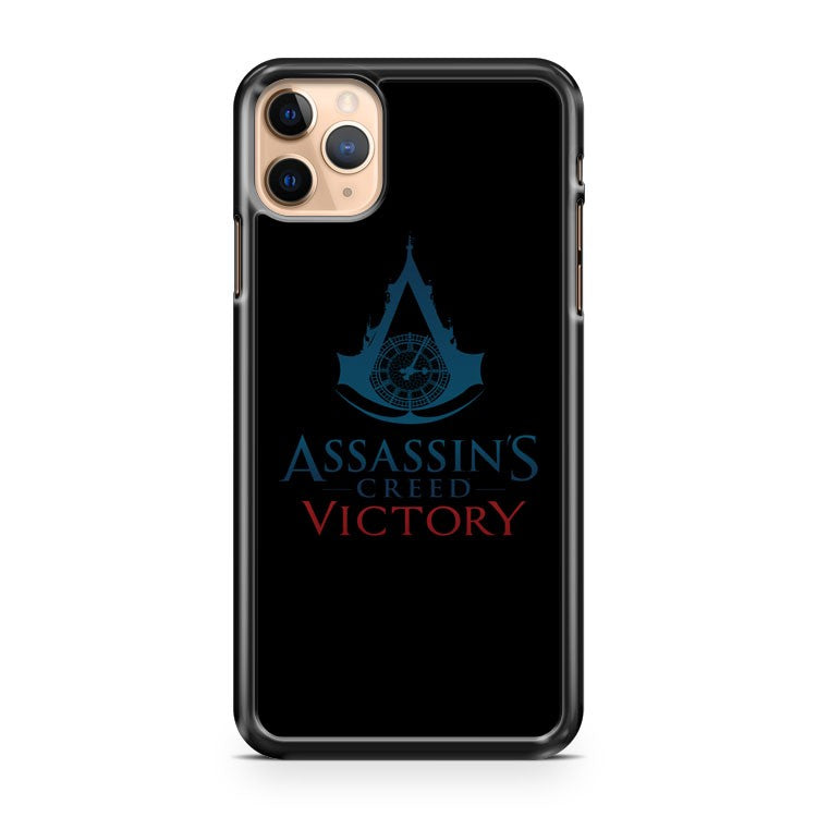 Assassin s Creed Victory Logo iPhone 11 Pro Max Case Cover | CaseSupplyUSA