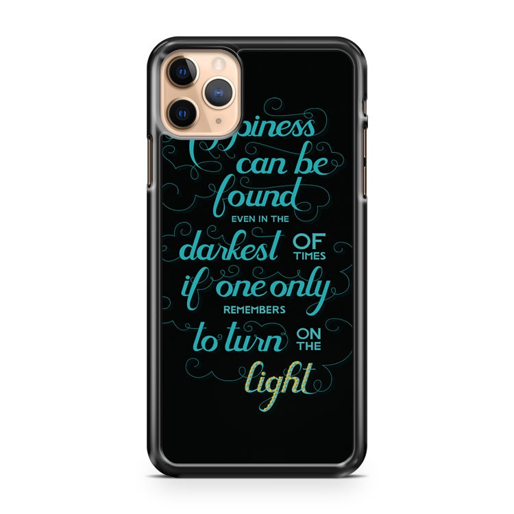 cant go wrong with a harry potter quote iPhone 11 Pro Max Case Cover | CaseSupplyUSA