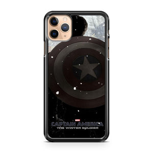 captain america the winter soldier iPhone 11 Pro Max Case Cover | CaseSupplyUSA