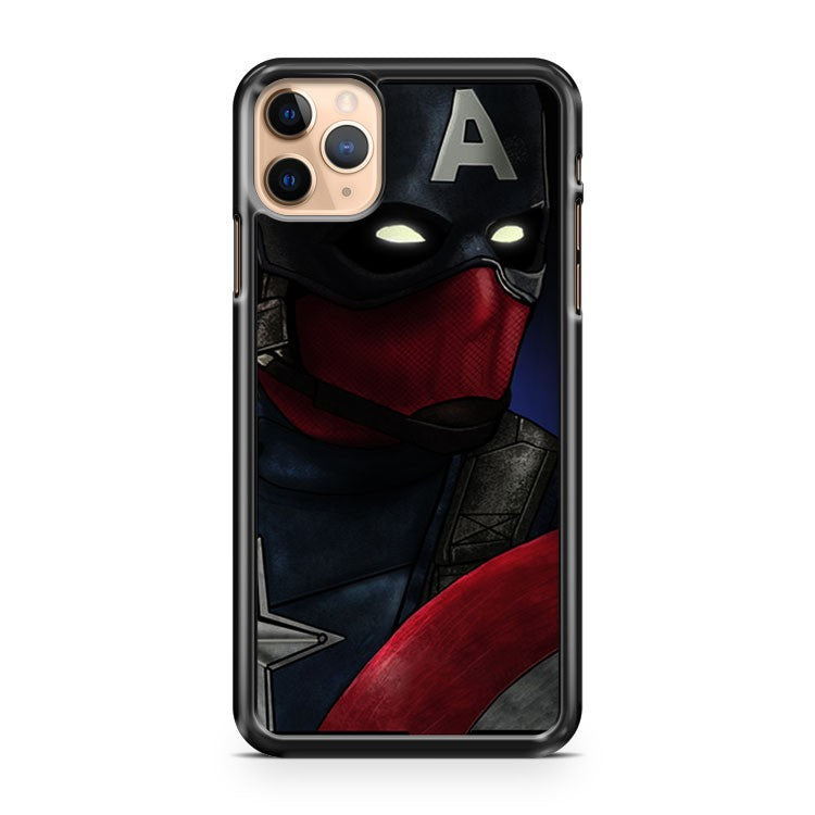 captain deadpool iPhone 11 Pro Max Case Cover | CaseSupplyUSA