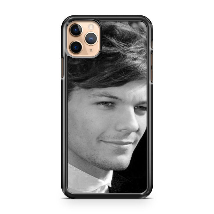 chainimage louis tomlinson one direction iPhone 11 Pro Max Case Cover | CaseSupplyUSA