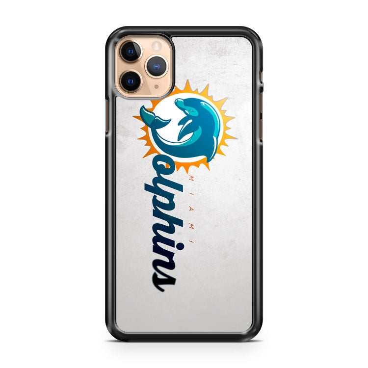 Miami Dolphins icon iPhone 11 Pro Max Case Cover