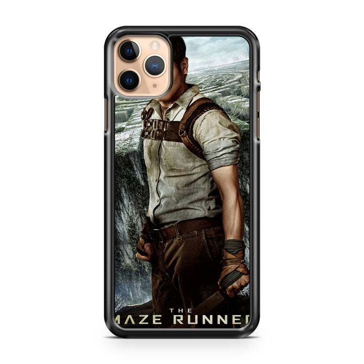 minho in the maze runner iPhone 11 Pro Max Case Cover