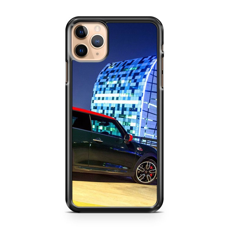 Mini John Cooper Works ZA spec F56 cars iPhone 11 Pro Max Case Cover