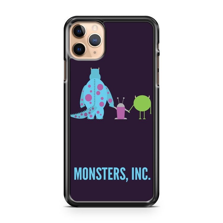 MONSTER INC boo sully mike 2 iPhone 11 Pro Max Case Cover