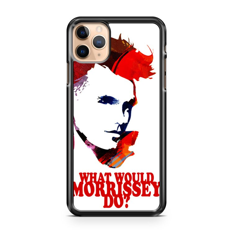 morrissey what would morrissey do iPhone 11 Pro Max Case Cover