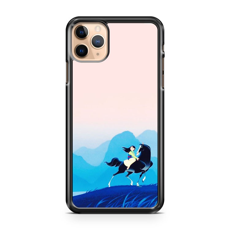 mulan warrior iPhone 11 Pro Max Case Cover
