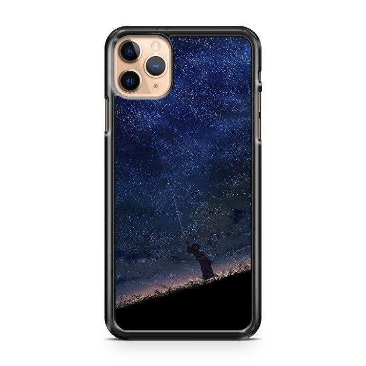 mushishi anime mobile iPhone 11 Pro Max Case Cover
