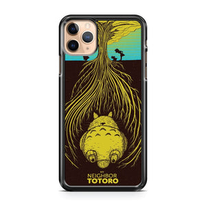 my neighbor totoro art iPhone 11 Pro Max Case Cover