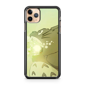 my neighbor totoro sparkly inhaling iPhone 11 Pro Max Case Cover