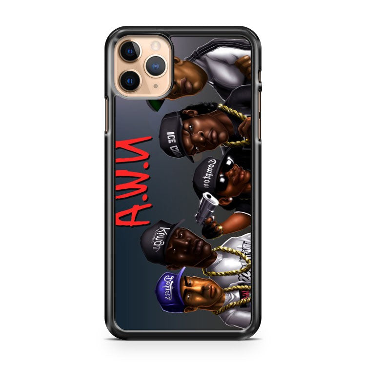 n w a straight outta compton iPhone 11 Pro Max Case Cover