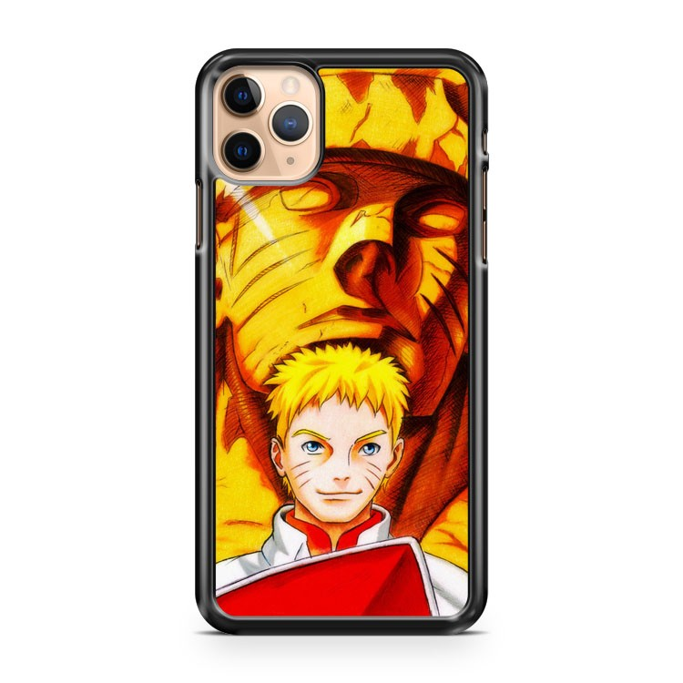naruto gaiden the 7th Hokage iPhone 11 Pro Max Case Cover