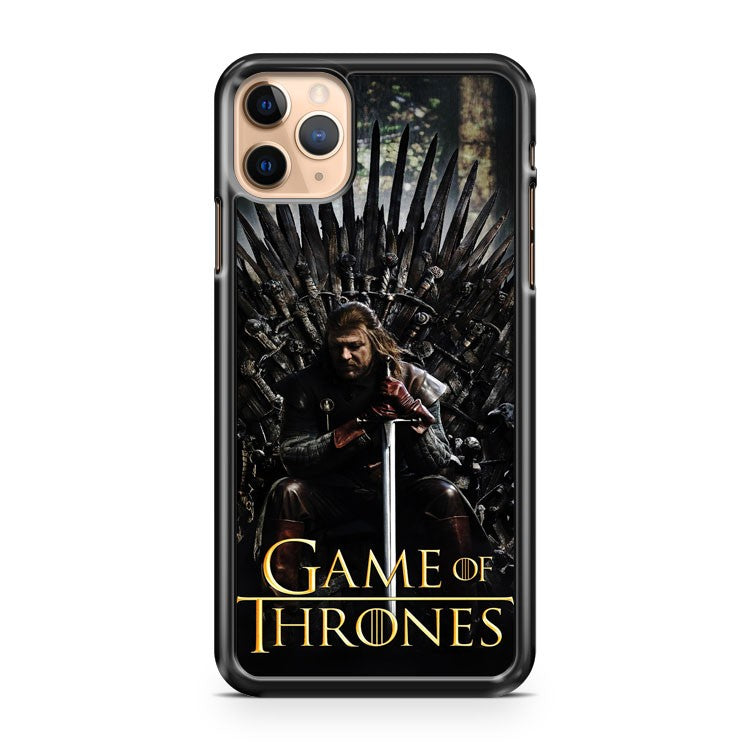 ned stark game of thrones iPhone 11 Pro Max Case Cover