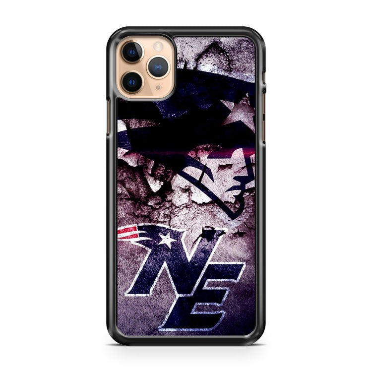 New England Patriots logo 2 iPhone 11 Pro Max Case Cover