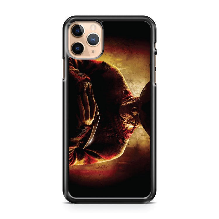nightmare on elm street Freddy Krueger iPhone 11 Pro Max Case Cover
