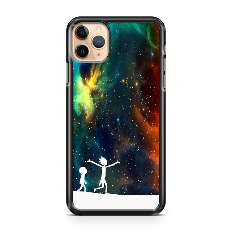 Rick and Morty Star Viewing 2 iPhone 11 Pro Max Case Cover