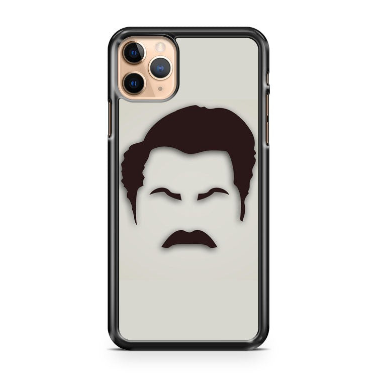 ron swanson parks and recreation 2 iPhone 11 Pro Max Case Cover