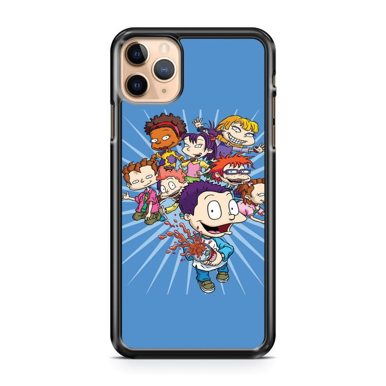 Rugrats Nickelodeon 2 iPhone 11 Pro Max Case Cover