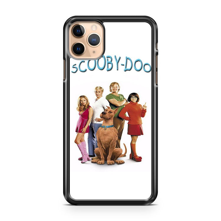 scooby doo movie iPhone 11 Pro Max Case Cover