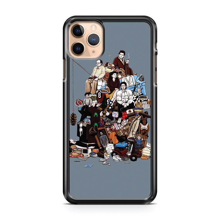 seinfeld 4 iPhone 11 Pro Max Case Cover