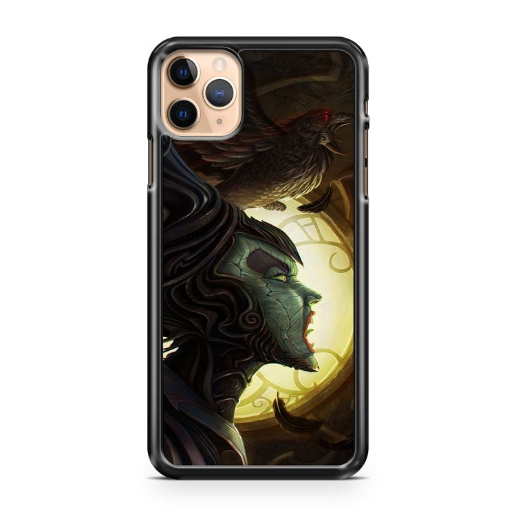 Sleeping Beauty Stuff Maleficent iPhone 11 Pro Max Case Cover
