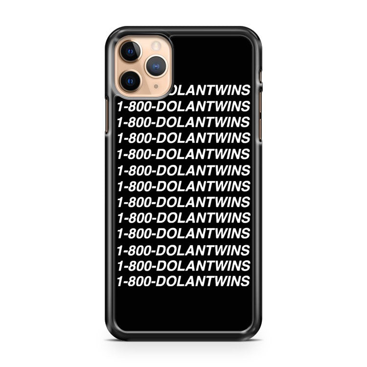 1 800 dolantwins iPhone 11 Pro Max Case Cover | CaseSupplyUSA