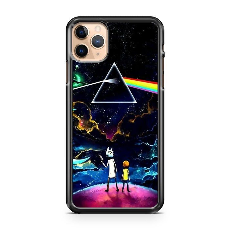 Rick and morty the darkside of the moon iPhone 11 Pro Max Case Cover