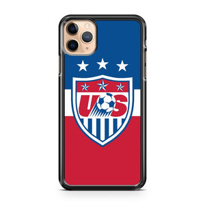 3 Stars USWNT 2 iPhone 11 Pro Max Case Cover | CaseSupplyUSA