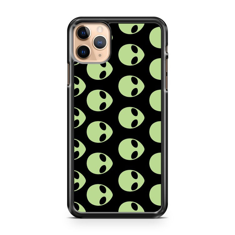 Alien Pattern iPhone 11 Pro Max Case Cover | CaseSupplyUSA
