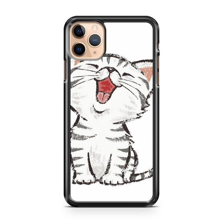 American Shorthair happy iPhone 11 Pro Max Case Cover | CaseSupplyUSA
