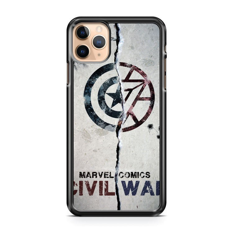 Captain America Civil War 3 iPhone 11 Pro Max Case Cover | CaseSupplyUSA