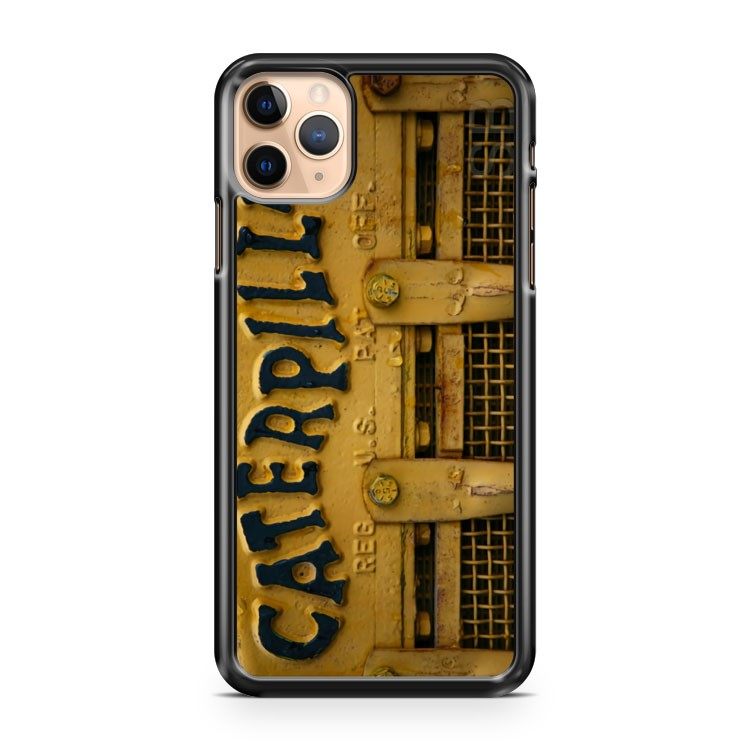 CATERPILLAR CAT OLD iPhone 11 Pro Max Case Cover | CaseSupplyUSA