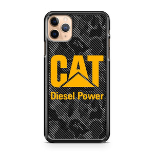 CATERPILLAR DIESEL POWER BAPE CAMO CARBON iPhone 11 Pro Max Case Cover | CaseSupplyUSA