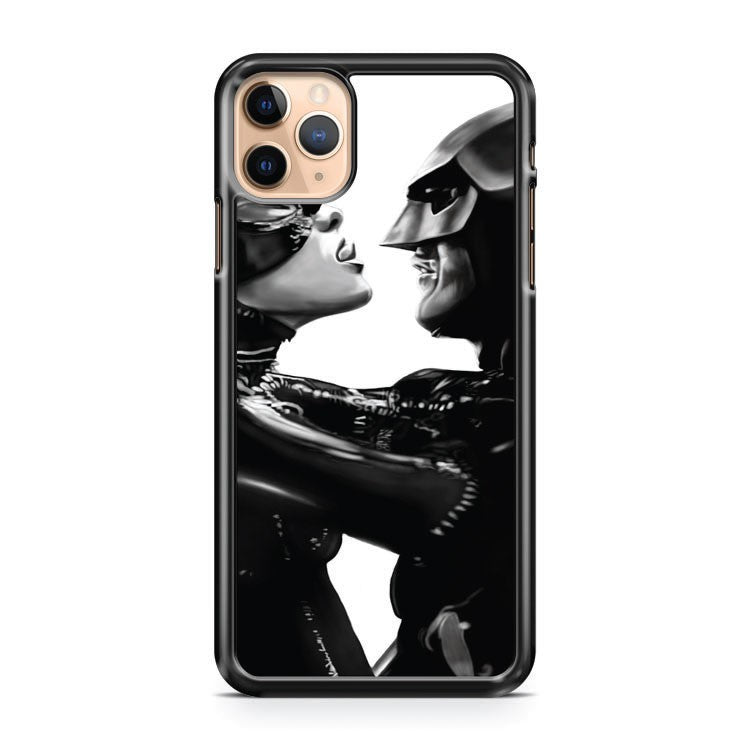 catwoman licking batman iPhone 11 Pro Max Case Cover | CaseSupplyUSA