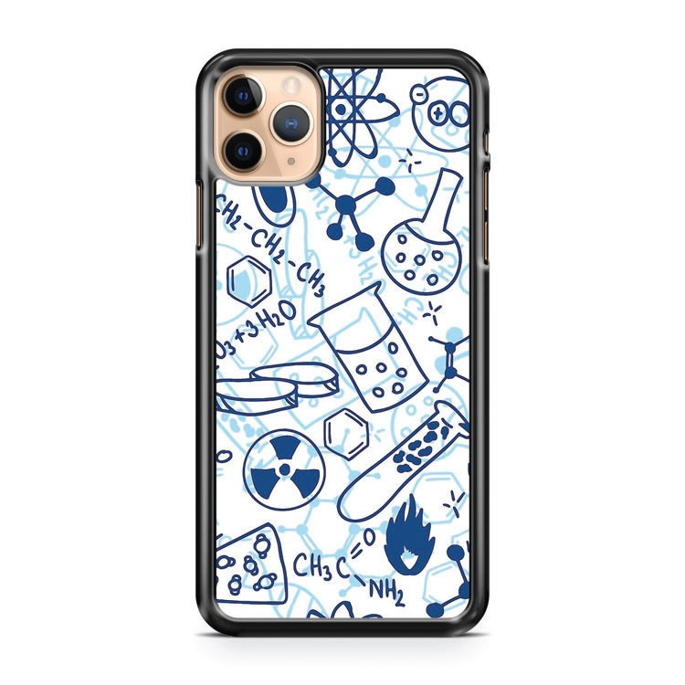 Chemistry 3 iPhone 11 Pro Max Case Cover | CaseSupplyUSA