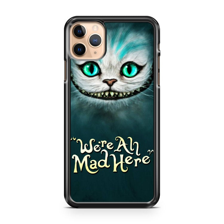 Cheshire Cat Alice And Wonderland iPhone 11 Pro Max Case Cover | CaseSupplyUSA