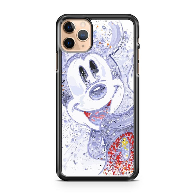 Mickey Mouse Disney Art iPhone 11 Pro Max Case Cover