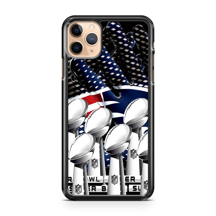 New England Patriots Super Bowl NFL MUND902 iPhone 11 Pro Max Case Cover