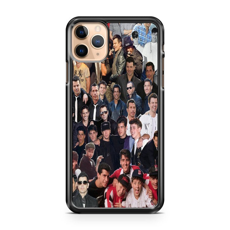 New Kids on the Block iPhone 11 Pro Max Case Cover