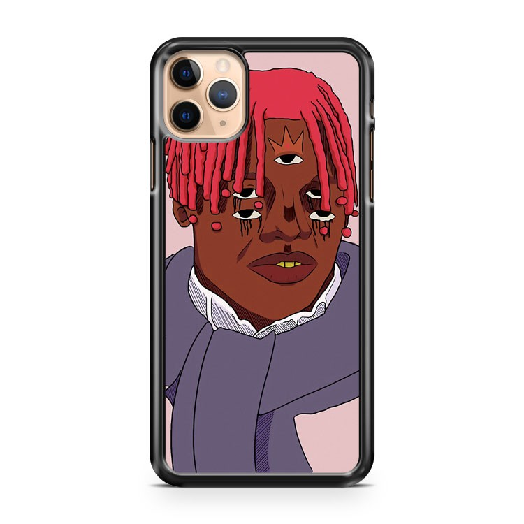 5 eyes Lil Yachty iPhone 11 Pro Max Case Cover | CaseSupplyUSA